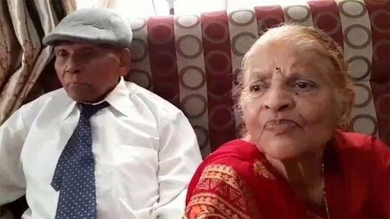A Sodnac : la famille Gopaul fête les 100 ans de Chukunlall Singh