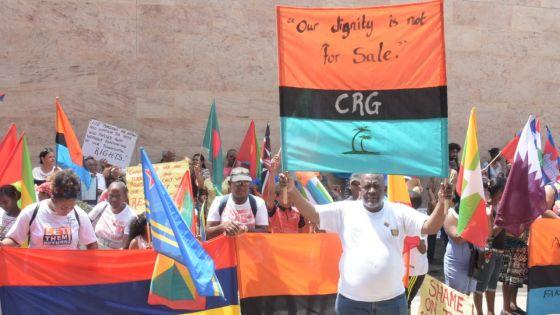 Chagos : le GRC envisage d'initier des actions légales contre le gouvernement britannique