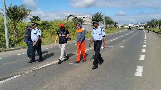 Quartier-Militaire : le chauffeur du bus de la CNT revient sur les lieux du double drame
