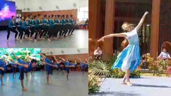 Forum média en Chine : en attendant les choses sérieuses, la musique et des danses traditionnelles chinoises mises en exergue