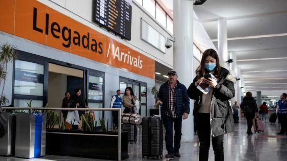 Virus : la Chine recommande à ses citoyens de reporter les voyages à l'étranger