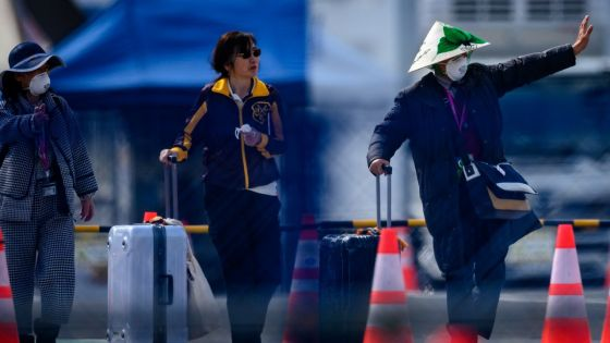 Virus: l'inquiétude monte au Japon et en Corée, optimisme en Chine