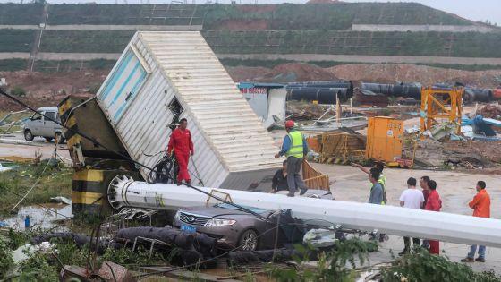 Deux tornades frappent la Chine : le bilan passe à 12 morts