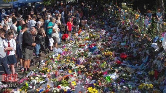 L'auteur de l'attaque des mosquées de Christchurch inculpé pour terrorisme