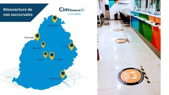 Cim Finance : découvrez les sept succursales ouvertes ce samedi