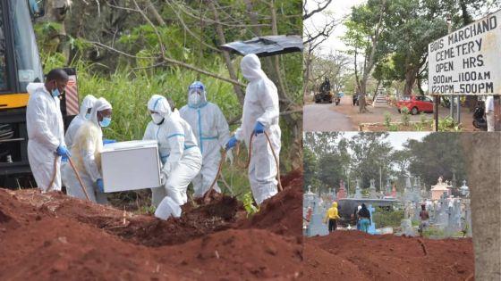 Covid-19 : les risques d'être contaminés par des cadavres minimes