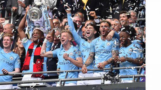 FA CUP : Manchester City réalise le triplé