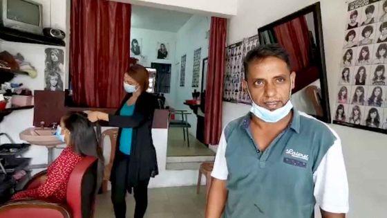 Déconfinement partiel : « L'accueil se fait par ordre alphabétique », souligne un coiffeur