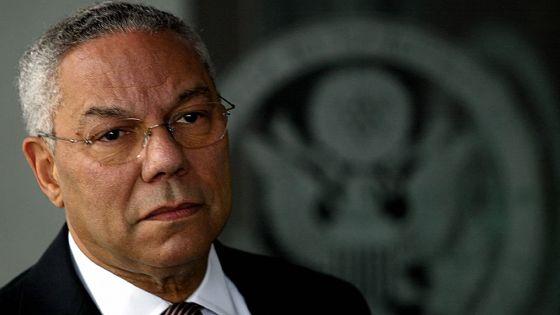 Colin Powell, secrétaire d'Etat sous George W. Bush, est décédé du Covid-19