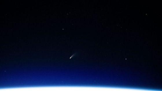 Phénomène céleste : apercevrons-nous la comète NEOWISE qui brille en Europe ?