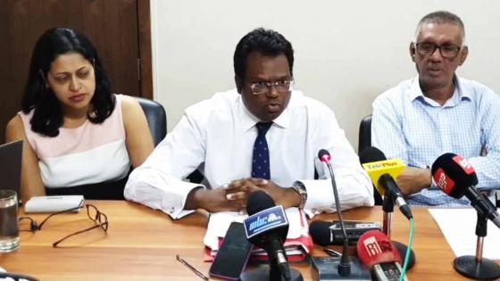 Bulletins de vote retrouvés : suivez en live le point presse de la Commission électorale