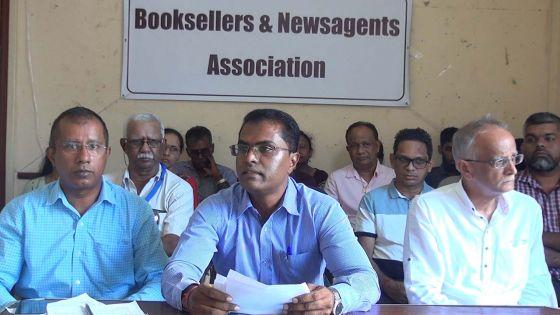 Manuels scolaires gratuits aux élèves des grades 7 à 9 : l'association «Booksellers and Newsagents» monte au créneau