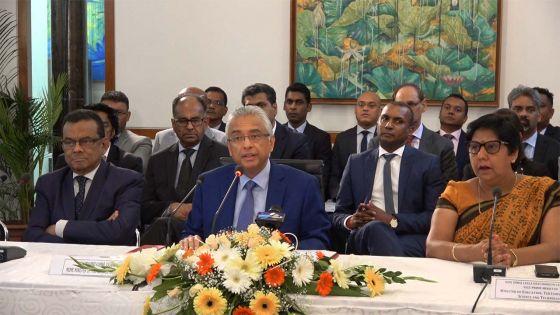 Compensation salariale de Rs 300, annonce Pravind Jugnauth