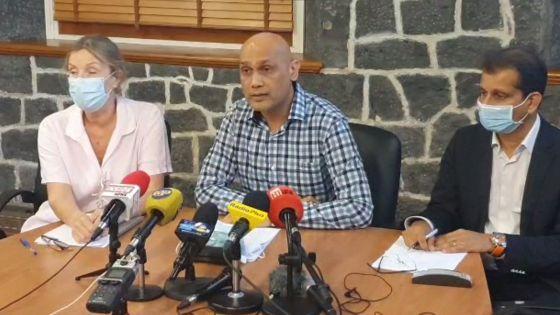 [Live] Covid-19 : suivez en direct la conférence de presse du ministre de la Santé, Jagutpal
