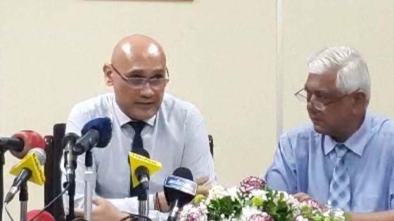 Coronavirus : suivez en direct la conférence de Kailesh Jagutpal