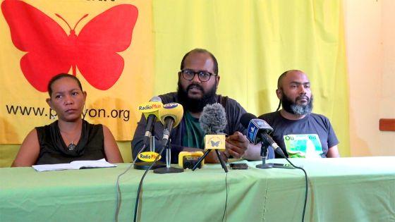 Rezistans Ek Alternativ demande la révocation du ministre Etienne Sinatambou