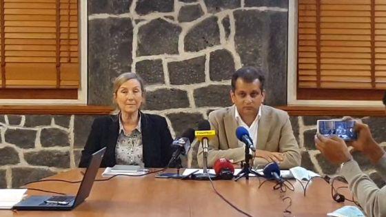 Covid-19/réouverture partielle de nos frontières : en direct du PMO, suivez en direct la conférence de presse du Dr Joomaye