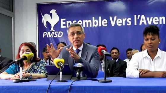 «Messages à relent communal» : «Dhiren Moher doit être révoqué de la NSIF», réclame XLD