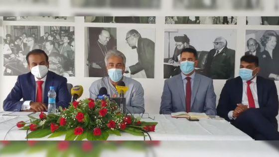 Arvin Boolell : «Le ministre Jagutpal aurait dû démissionner»