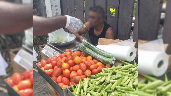 En cette période de confinement total : les prix des légumes flambent