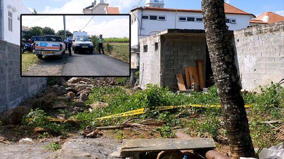 Cadavre découvert à Petit-Raffray : «Il a été déjà victime d'un vol avec violence»