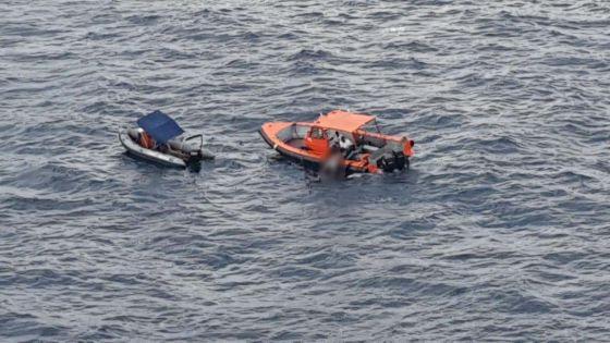 Riambel : le corps d'un jeune homme repêché en haute mer