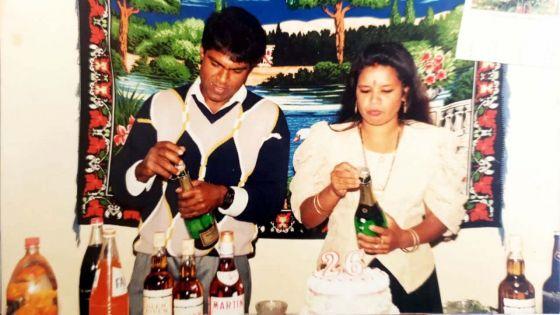Son époux porté disparu depuis 19 ans en Inde :Asha demandele statut de veuve