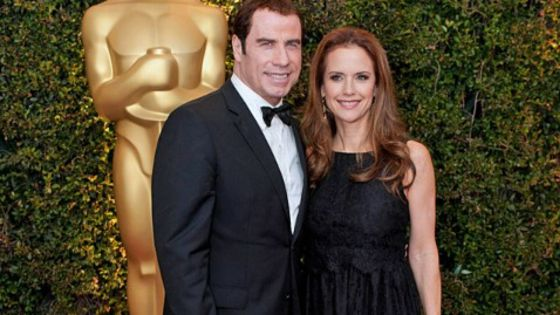 John Travolta perd son épouse, l'actrice Kelly Preston