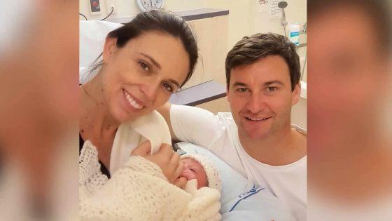 Jacinda Ardern devient la 2e PM dans le monde à donner naissance à un enfant alors qu'elle est en fonction