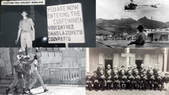 [En images] Il y a 52 ans, Maurice vivait son premier couvre-feu