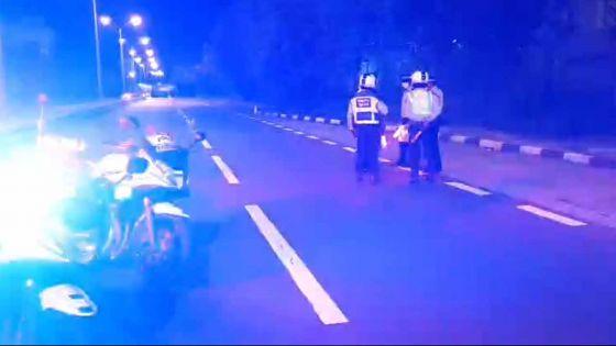 Couvre-feu : la police prête à faire respecter l'ordre et la discipline. Suivez notre live