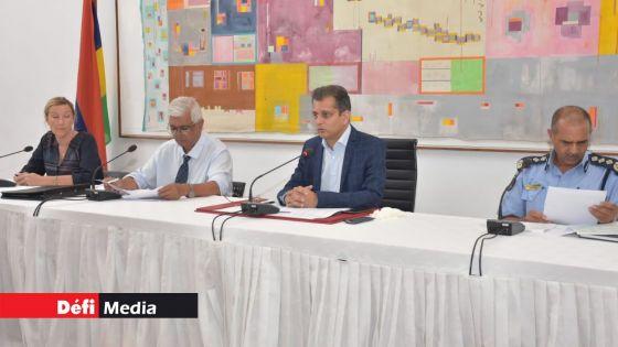 Covid-19 : la conférence de presse du National Communication Committee désormais à 18 heures