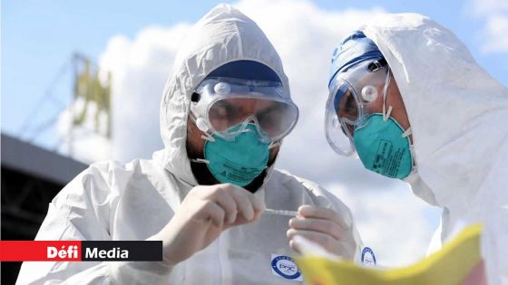 Coronavirus: le point sur la pandémie