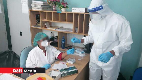 Covid-19 : des employés du CEB soumis aux tests de dépistage