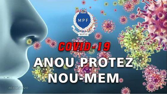 Covid-19 - Dr Gungadin : «Policiers, il faut bien nettoyer vos équipements»