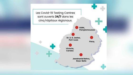 Covid-19 Testing Centres : tout savoir sur les procédures