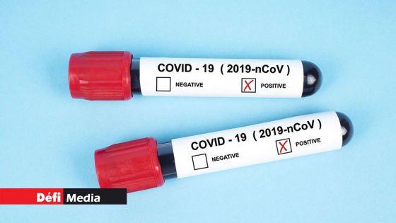Covid-19 : 101 nouveaux cas asymptomatiques, 9 patients admis à l'hôpital ENT