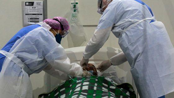 Coronavirus : la pandémie continue à s'aggraver, record de cas quotidien aux Etats-Unis