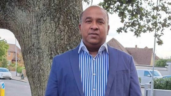 Covilen Narsinghen, manifestant à Londres contre la «démocratie en péril» : «Alerter sur la situation alarmante à Maurice»