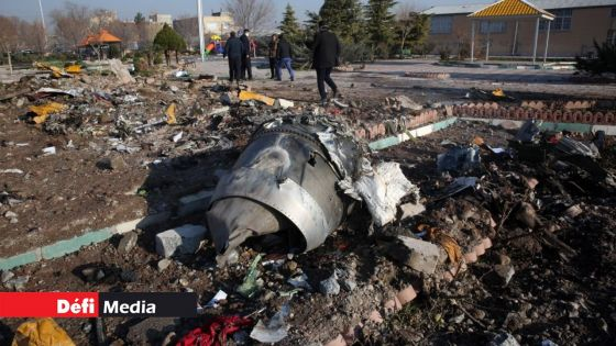 Boeing ukrainien : l'Iran confirme le tir de deux missiles