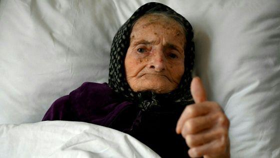 Tout va bien : à 99 ans, elle survit au coronavirus