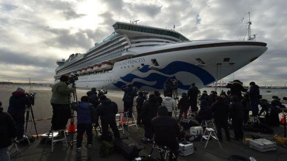 Japon: décès d'une 4e personne du paquebot Diamond Princess