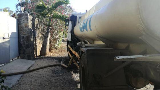 CWA : la fourniture d'eau interrompue dans plusieurs régions