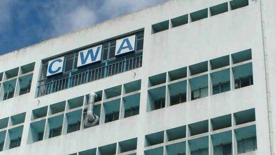 Services publics : la CWA perd toujours60 % de l'eau