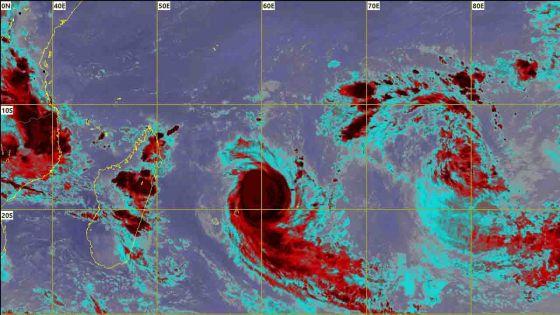 Un cyclone pourrait prochainement rôder autour de Maurice selon la météo