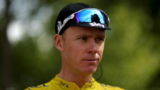 Cyclisme - Tour de France : Froome, récusé, en appelle aux arbitres