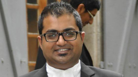 Escapade nocturne de Lutchigadoo : Me Yash Bhadain entendu au CCID
