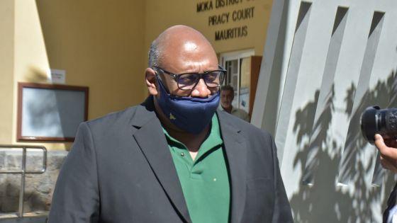 Enquête judiciaire : Appanna auditionné sur les circonstances dans lesquelles il a fait la connaissance de Kistnen