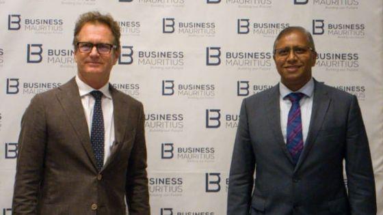 Jean-Pierre Dalais, nouveau président de Business Mauritius