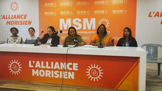Kalpana Koonjoo-Shah sur l'opposition : «Elle fonctionne selon un agenda malsain et égoïste»